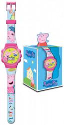 Digitální hodinky Peppa Pig / vecizfilmu