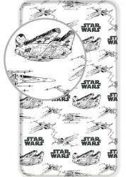 Prostěradlo Star Wars Falcon / vecizfilmu