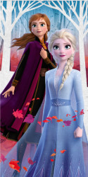 Osuška Frozen II / vecizfilmu