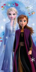 Osuška Frozen II / Anna a Elsa / vecizfilmu