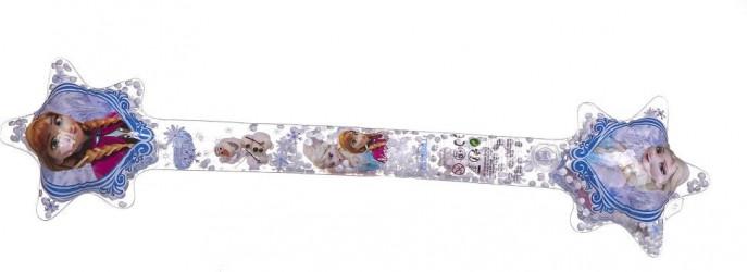 Nafukovací svítící hůlka Frozen / vecizfilmu