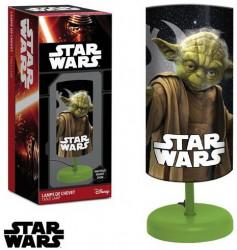 Lampička Yoda Star Wars / vecizfilmu