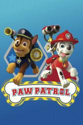 Deka Chase a Marshall / Paw Patrol / vecizfilmu
