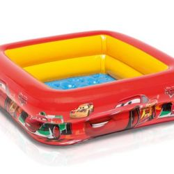 nafukovací bazén CARS - Auta, 84 x 84 x 23 cm