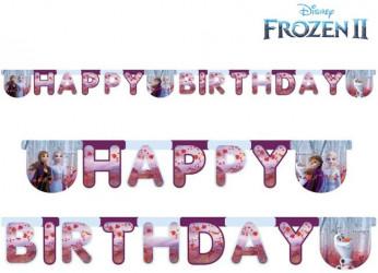 Narozeninová výzdoba Frozen 2 / věcizfilmů