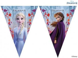 Girlanda / vlajky Frozen 2 / věcizfilmů