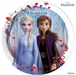 Talířky Frozen 2 / vecizfilmu