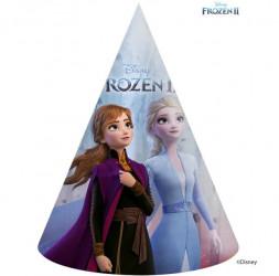 Narozeninové čepičky Frozen 2 / vecizfilmu