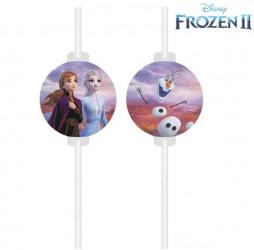 Slámky / brčka Frozen 2 / vecizfilmu