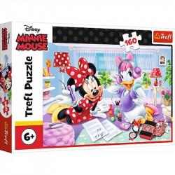 Puzzle Minnie Mouse / vecizfilmu