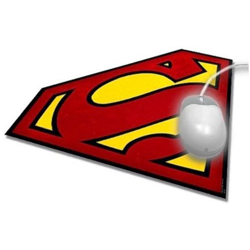 PODLOŽKA POD MYŠ SUPERMAN 23 x 17,5 CM