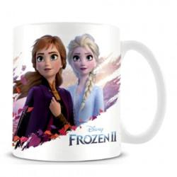 Keramický Hrnek Frozen II / 315 ml /  VĚCI Z FILMŮ