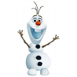Závěsná dekorace Frozen / Ledové království Olaf  55 cm