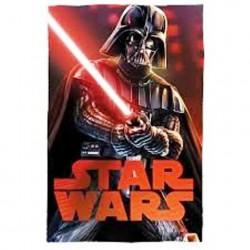 Hebká fleecová Darth Vader / Star Wars / Hvězdné války 100 x 150 cm / vecizfilmu