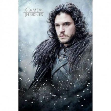 Plakát Game of Thrones / Hra o Trůny - Jon Snow
