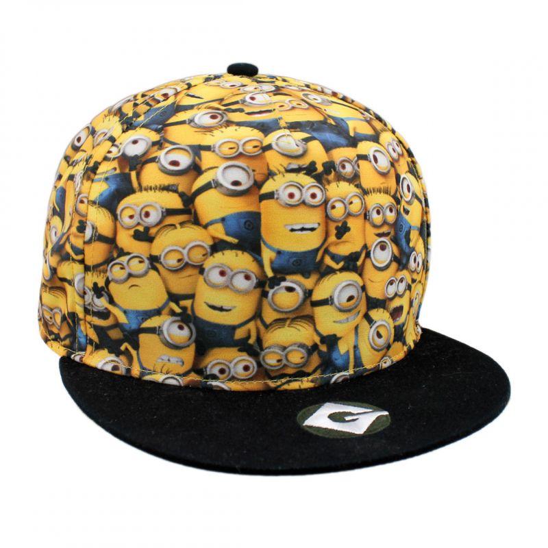 Basebalová čepice Mimoni