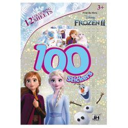 Samolepky a omalovánky Frozen 2