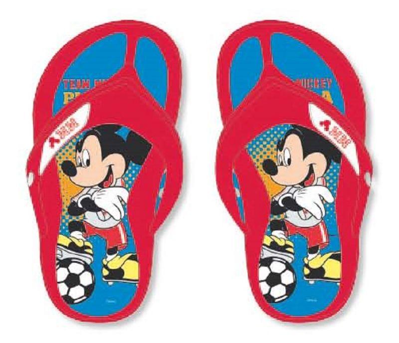 Dětské Žabky S Motivem Mickey Mouse