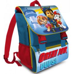 Chlapecký školní batoh Paw Patrol Modrý