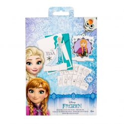 Malování dírkování Frozen / Ledové království
