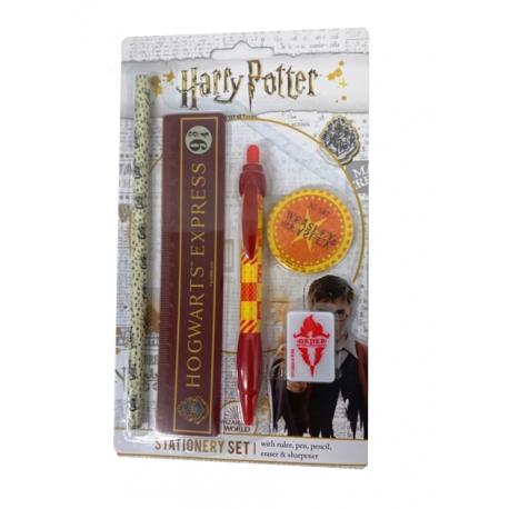 Školní pomůcky / set / Harry Potter / 5 kusů