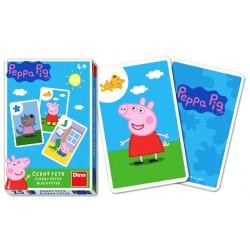 Karty Černý Petr Prasátko Peppa / Peppa Pig