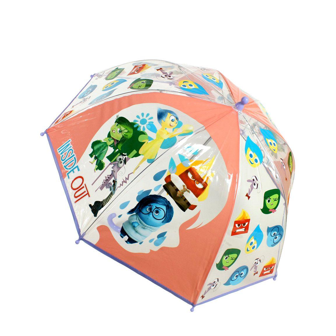 Dětský deštník s motivem V hlavě