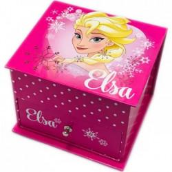Šperkovnice se zrcátkem Elsa / Frozen