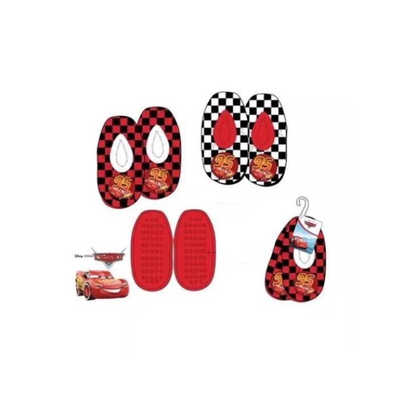 Dětské domácí papuče Cars / Blesk McQueen