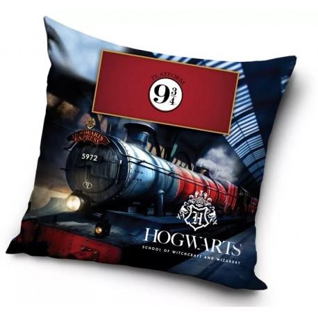 Povlak na polštář Harry Potter / Hogwarts