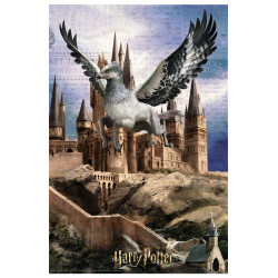 3D PUZZLE / HARRY POTTER / 300 KUSŮ