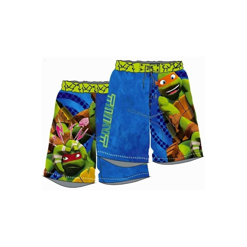 Plavecké kraťasy Želvy Ninja
