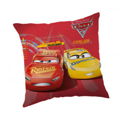 Povlak na polštář red McQueen / Cars 3