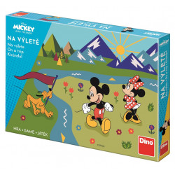 Hra Mickey Mouse a kamarádi na výletě / Disney