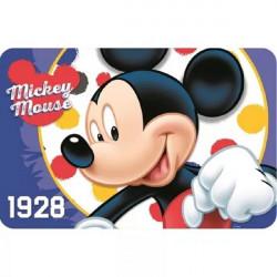 Dětská jídelní podložka Mickey Mouse / Disney