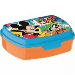 Krabička / lunch box na svačinu Mickey Mouse  / věcizfilmu.cz