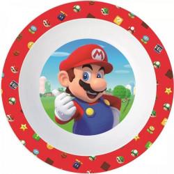 Plastová miska Super Mario / 16 cm