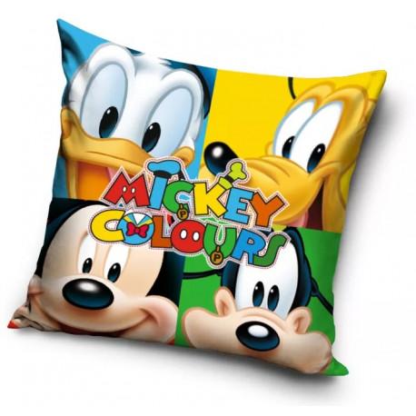 Povlak na polštář Mickey Mouse a kamarádi / věci z filmu