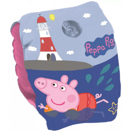 Dětské nafukovací rukávky Prasátko Peppa / Peppa Pig