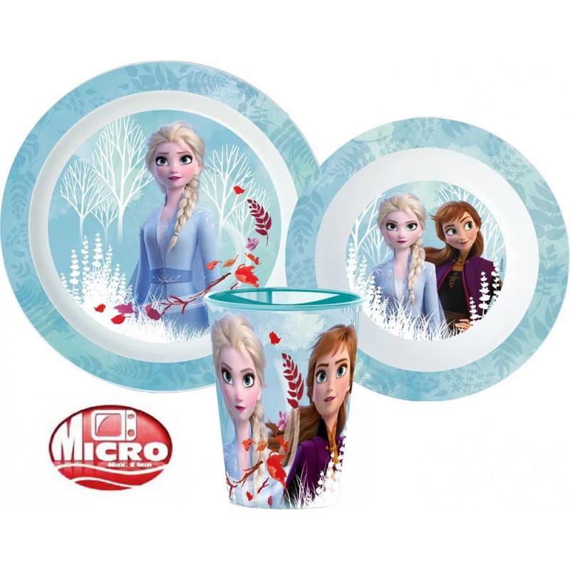 Jídelní sada nádobí Disney Frozen / Ledové království / Věci z filmů