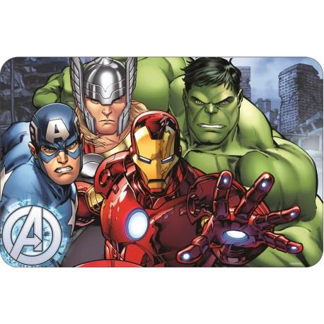 Jídelní podložka Avengers / 43 x 28 cm