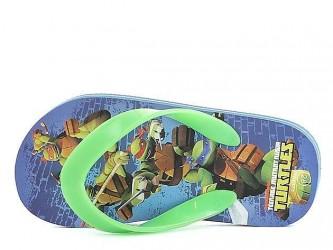 Chlapecké letní žabky Želvy Ninja / vecizfilmu