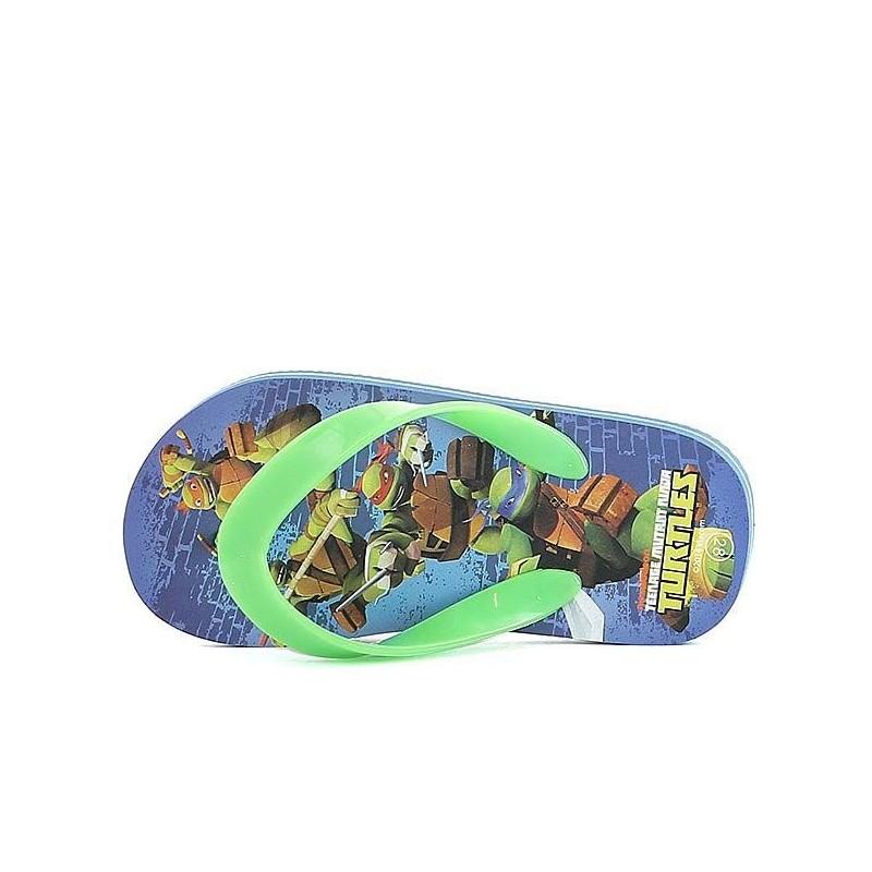 Chlapecké letní žabky Želvy Ninja