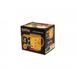 Hrnek proměnovací / Pokémon / Pikachu