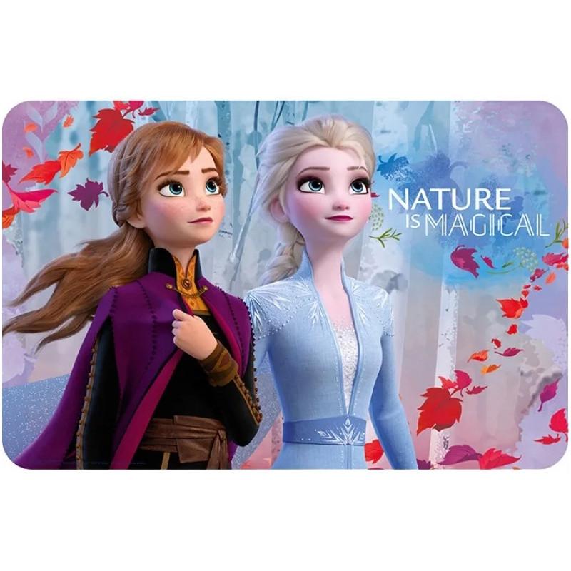 Jídelní podložka Frozen 2 / Anna a Elsa