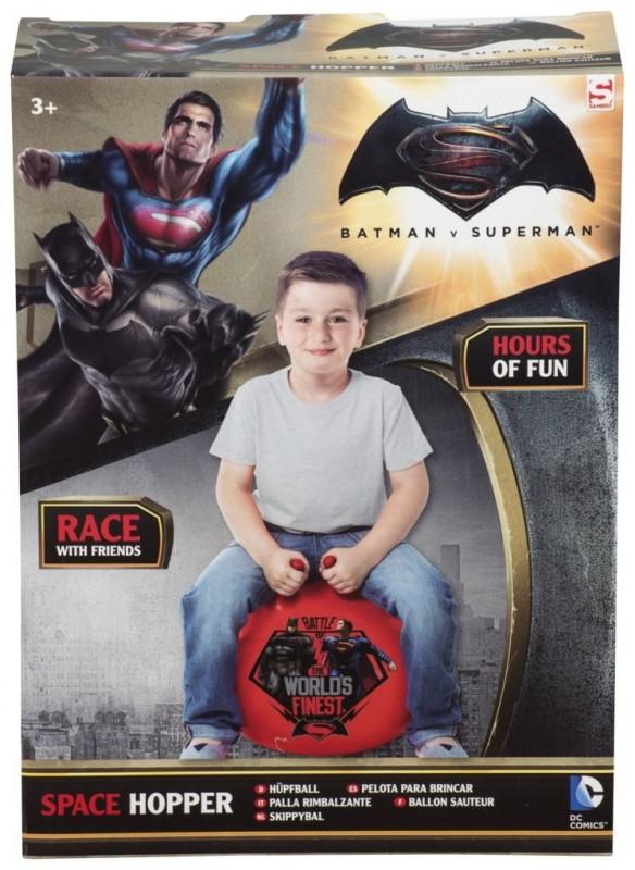 Skákací Míč S Úchyty Batman Vs Superman