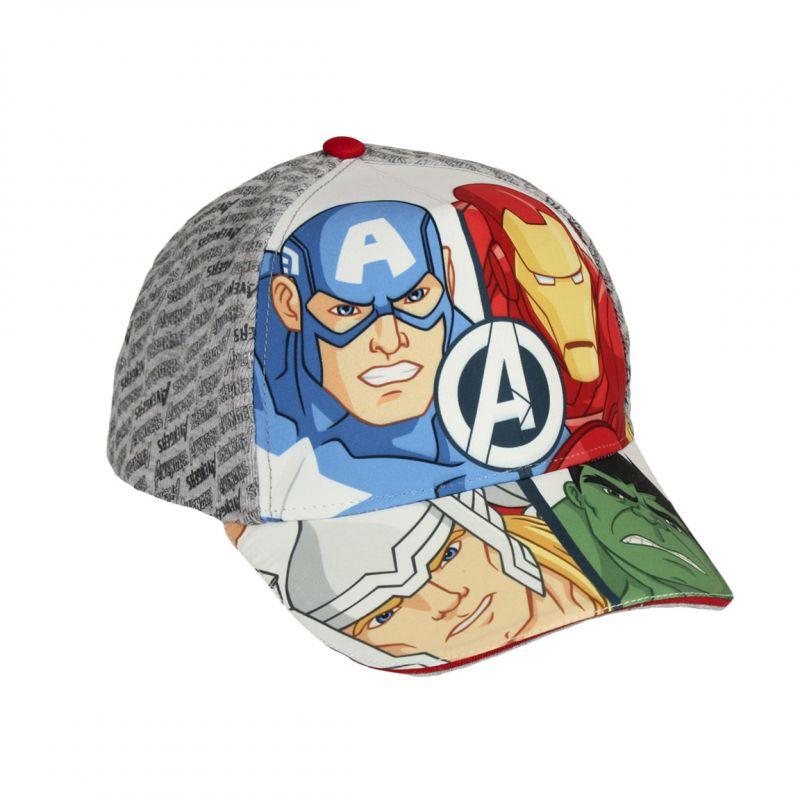 Letní chlapecká kšiltovka Avengers / vecizfilmu