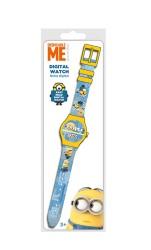 Dětské hodinky s Mimoni