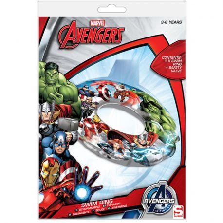 Dětský nafukovací kruh s motivem Avengers