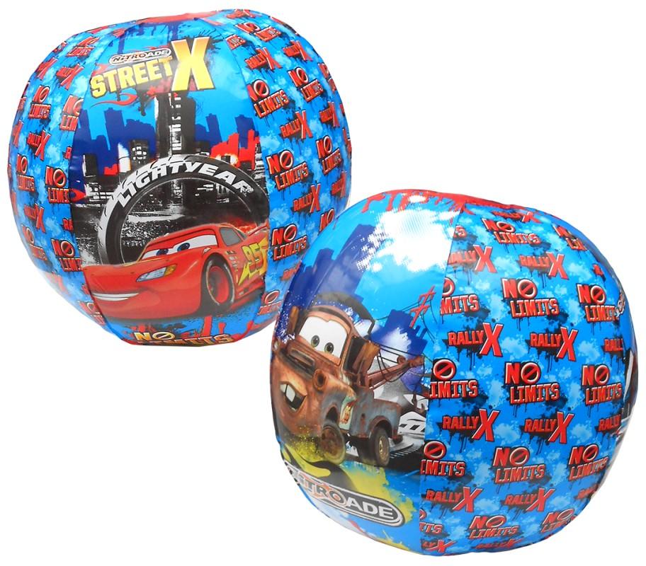 Plážový míč s motivem Cars / Autal
